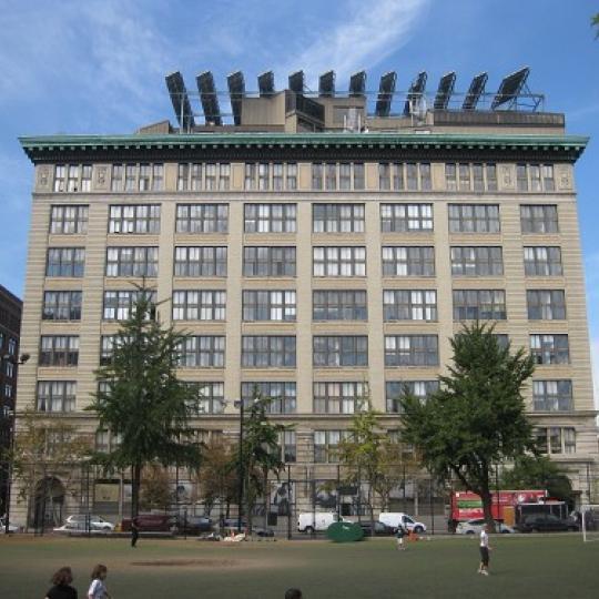 Exterior - 421 Hudson Street Greenwich