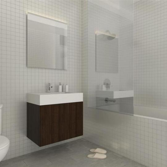 427 East 12th Street- Bathroom- condominium for sale in NYC