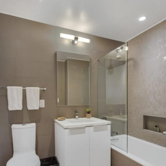 Apartments for sale 42-83 Hunter Street in Long Island City - Bathroom