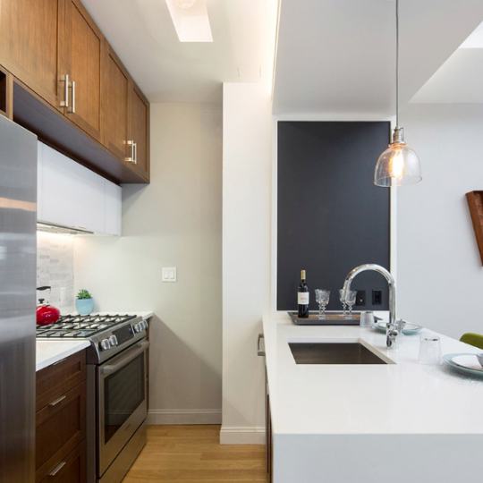Kitchen at 42 Maspeth Avenue at Greenpoint