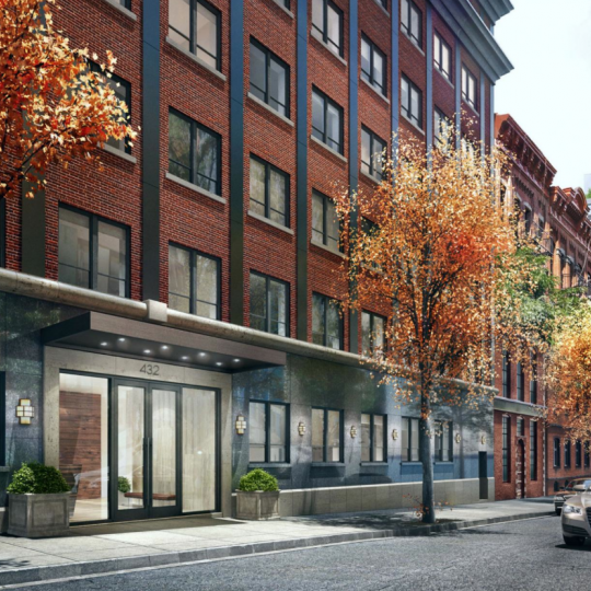 432 West 52nd Street - Apartments for sale
