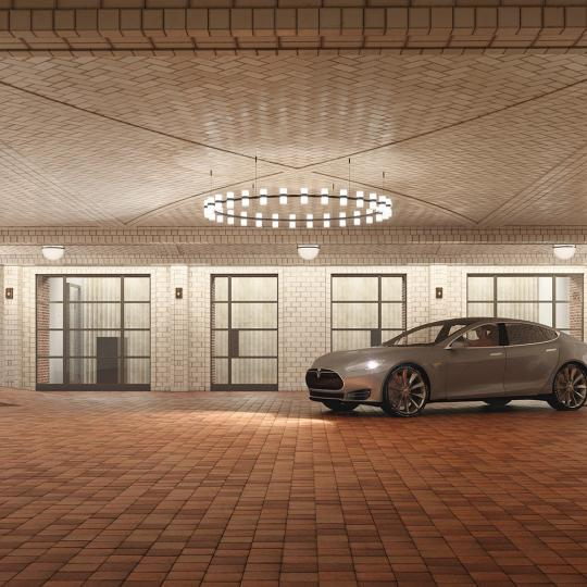 Parking - 433 Greenwich St. - Tribeca