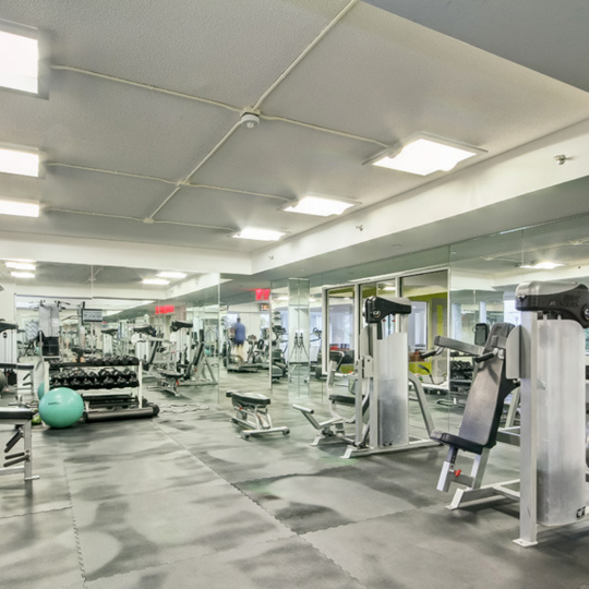 Gym - 440 Kent Avenue