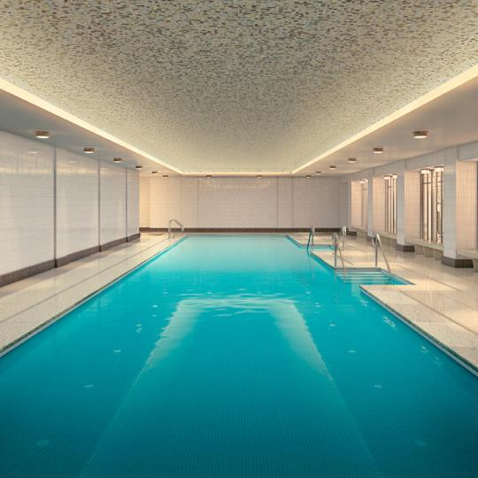 Swimming Pool - 433 Greenwich St. - Tribeca