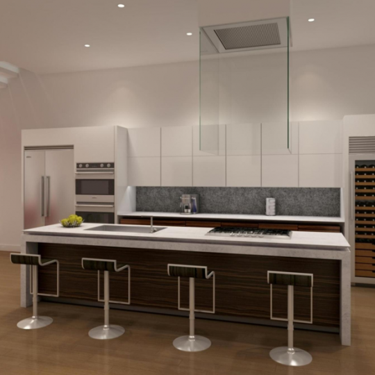 449 Washington Street - Kitchen - Tribeca