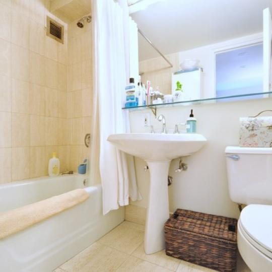 Bathroom - 45 West 67th Street - Manhattan Luxury Condos