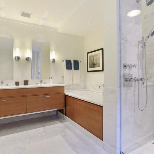 Condos for sale at 455 West 20th Street in Chelsea - Bathroom