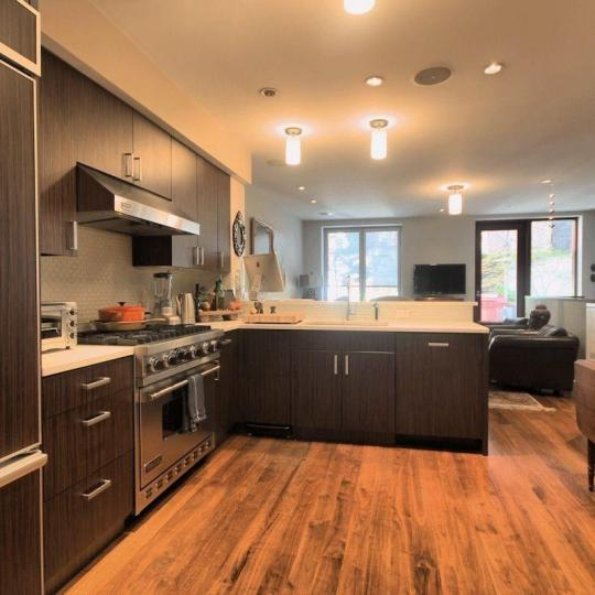 459 West 44th Street - Kitchen – Manhattan Condos for Sale