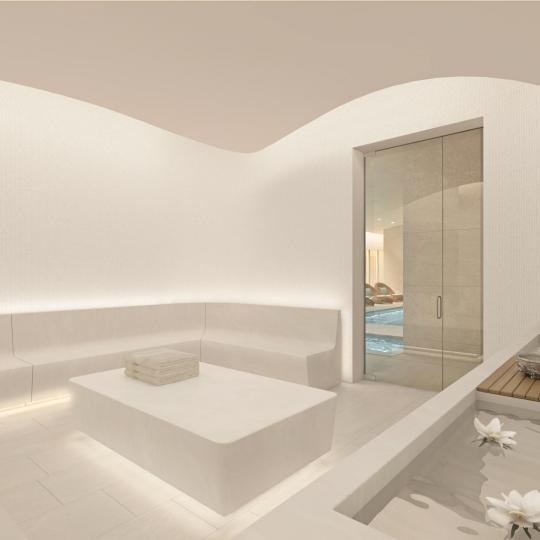 Spa at 49 Chambers Street in Tribeca - Apartments for sale