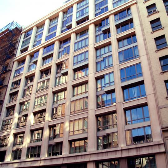 Building facade -4 West 21st Street - Exterior Shot-Luxury Manhattan Condominium