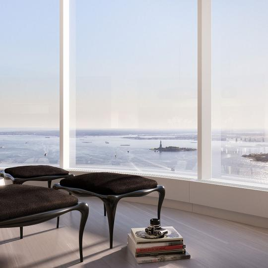 50 West Street- View- condo for sale in NYC