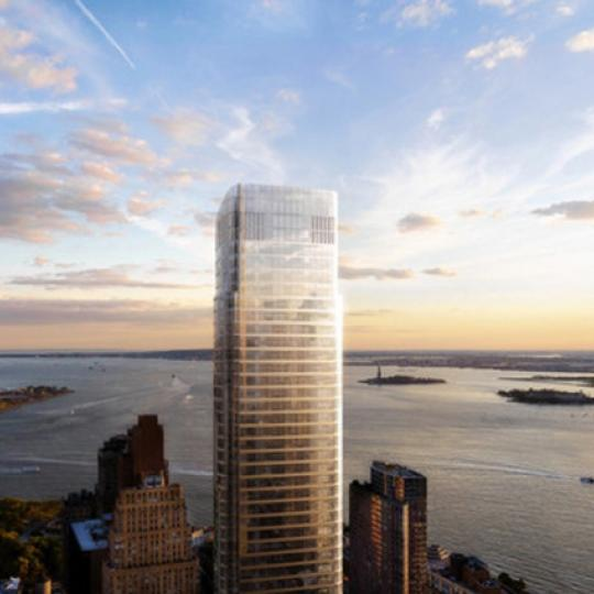 50 West Street- views- Condos for sale in NYC