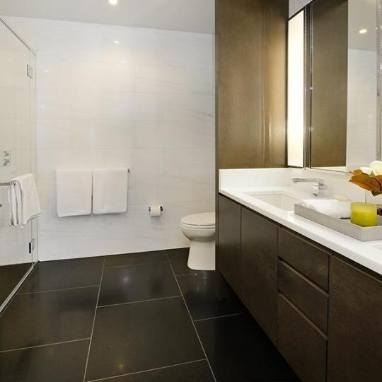 Condos at 50 Riverside Boulevard in NYC - Bathroom