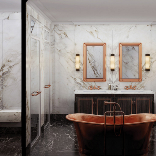 Apartments for sale in Manhattan - The Bathroom