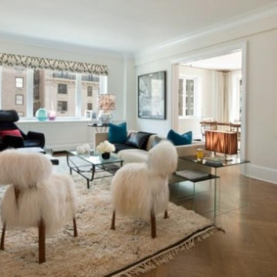 530 Park Avenue Living Room, NYC Condos, Upper East Side Apartments For Sale