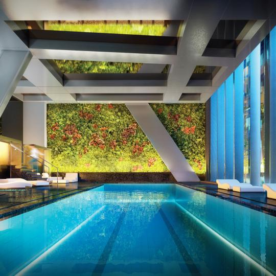 Pool at t 53 West 53rd Street in Manhattan - Pool