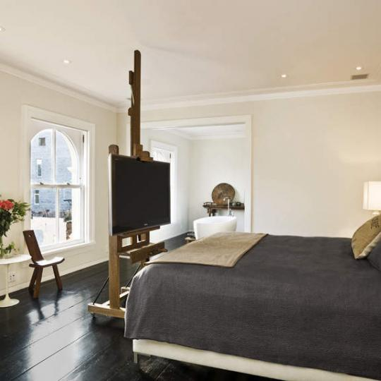 54 Bond Street Bedroom - NYC Condos for Sale - Greenwich Village