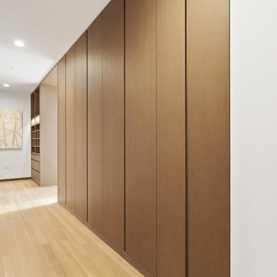 Condos for sale at 551 West 21st Street in Manhattan - Closets