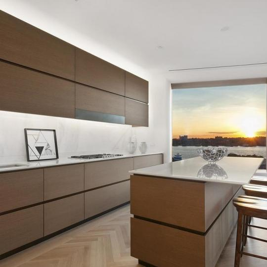 Open Kitchen at 551 West 21st Street in West Chelsea