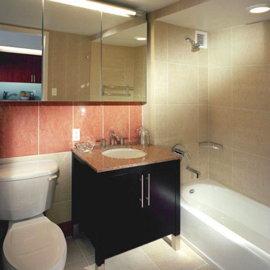 555 West 23rd Street - Apartments for sale - Bathroom