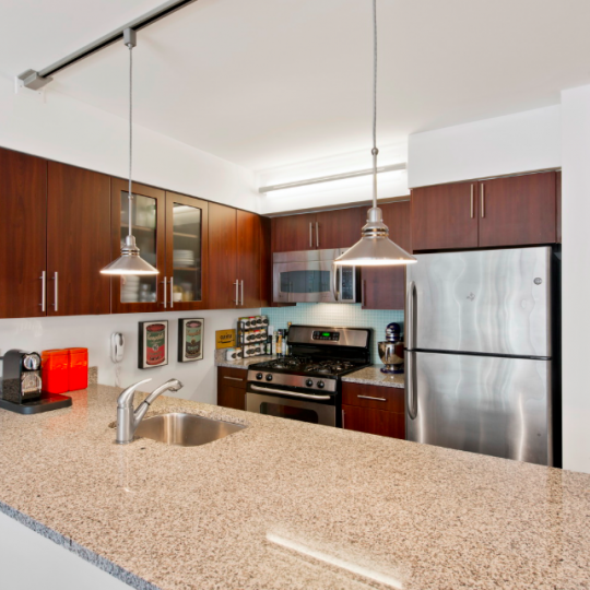 Aparments for sale in NYC - Kitchen