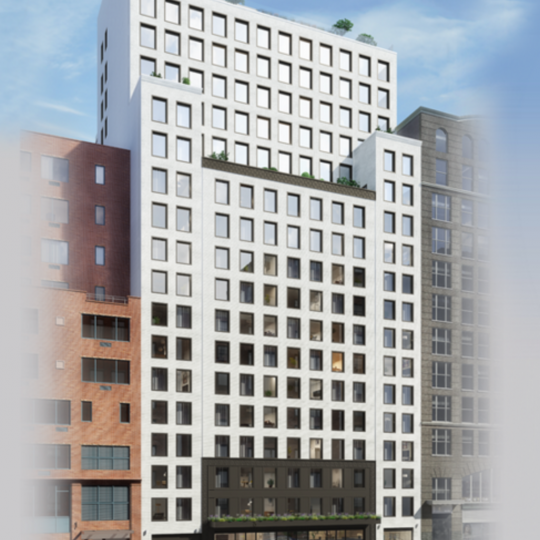Apartments for sale at 55 West 17th Street in NYC