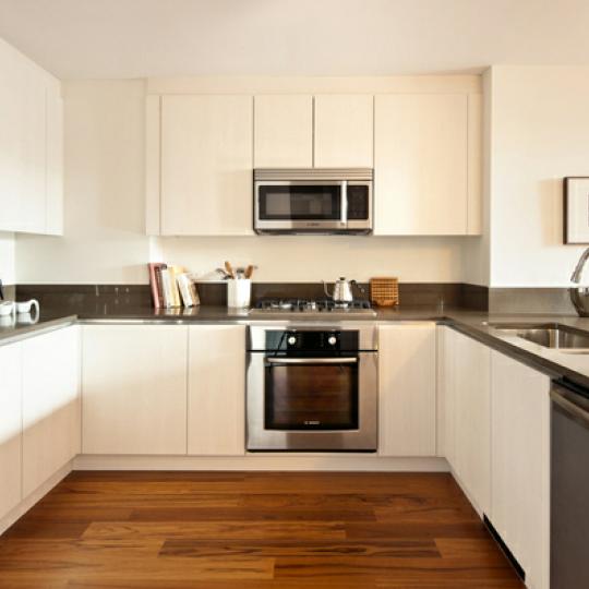 Kitchen - 57 Reade Street - Tribeca