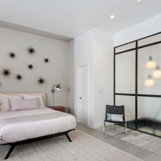 Bedroom at 5-12 Lofts in Manhattan - Apartments for sale
