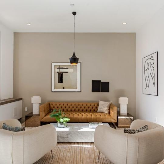 Condos for sale at 5-12 51st Avenue in Long Island City - Living Room