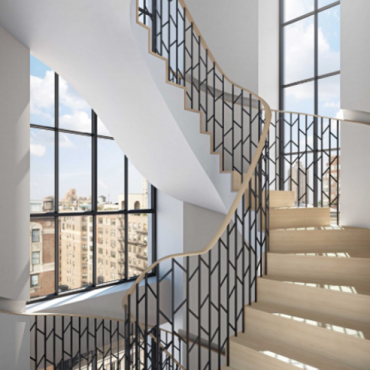 The Staircase at 60 East 86th Street