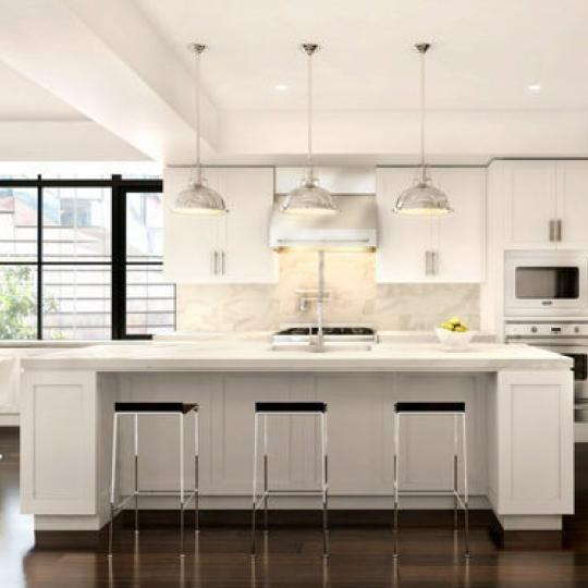 61 Fifth Avenue- Kitchen- Condos for sale in Greenwich Village