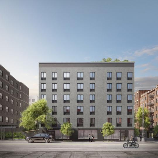 Condos for sale at 62 Avenue B in NYC - Liberty Toye