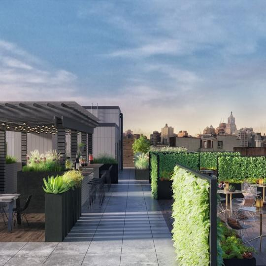 Condos for sale at 62 Avenue B in Manhattan - Rooftop Terrace