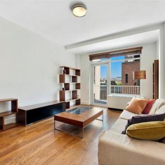 1st & First Living Room – Manhattan Apartments for Sale