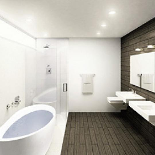 650 Sixth Avenue NYC Condos - Bathroom at The Cammeyer