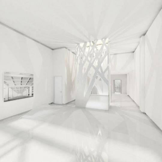 The Cammeyer Lobby - Chelsea NYC Condominiums
