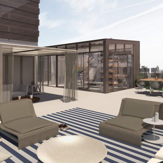 66 East 11th Street- Rooftop- Apartments for sale in NYC