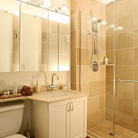 The Langston Condominiums - Bathroom