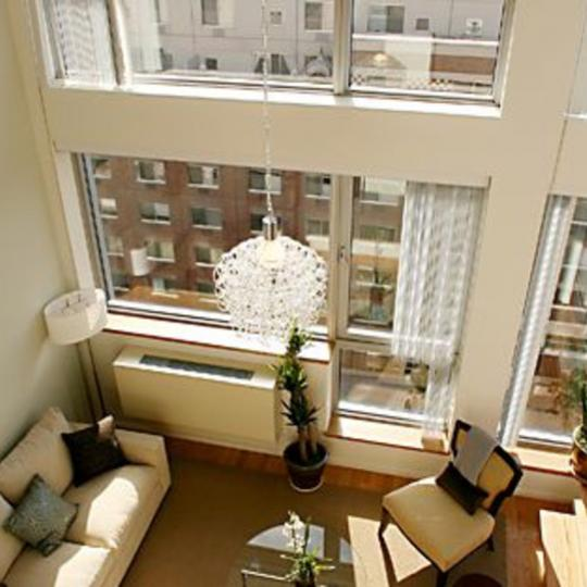 68 Bradhurst Av Living Room - NYC Condos for Sale