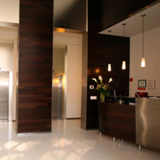 The Langston Lobby - Harlem NYC Condominiums