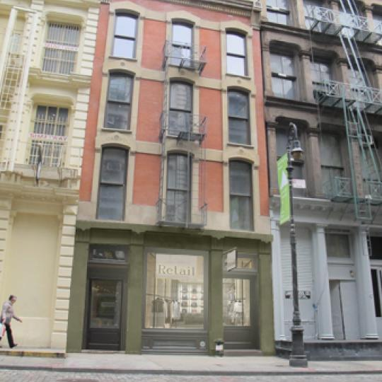 70 Greene Street- condo for sale in Soho