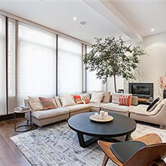 Living Room - Soho - Manhattan - New York City - Condo For Sale
