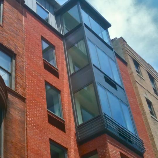 Building Facade - 753 Saint Nicholas Avenue - NYC Condos for sale