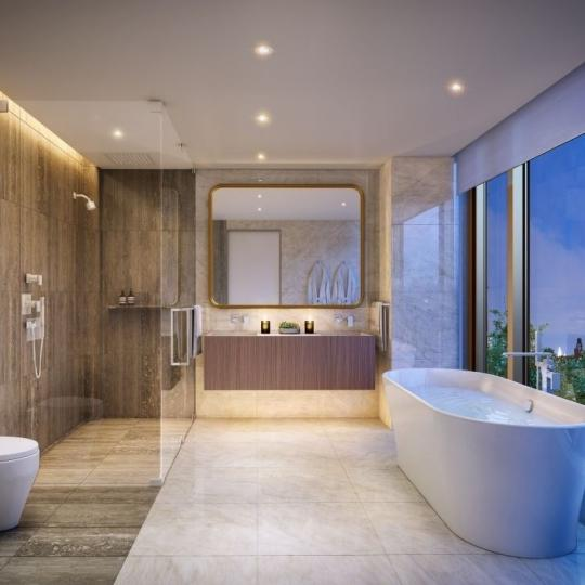 Condos for sale at 75 Kenmare Street in Manhattan - Bathroom
