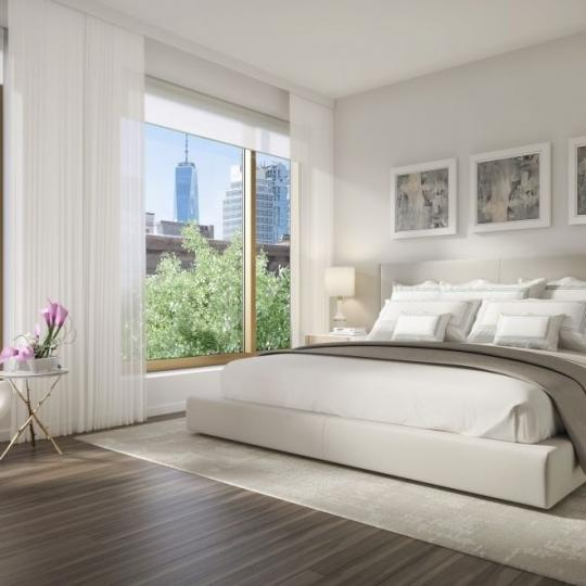 Condos for sale at 75 Kenmare Street in NYC - Bedroom
