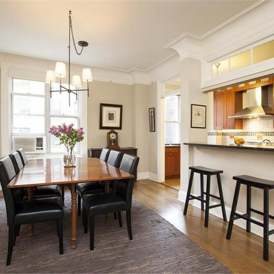 Dining Area at 780 West End Avenue in Upper West Side