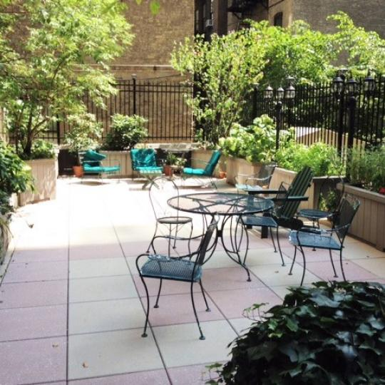 Condos for sale at 780 West End Avenue in NYC - Garden