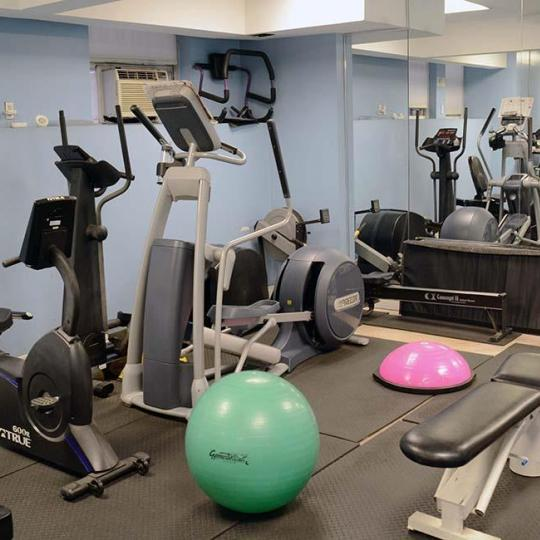 Apartments for sale at 780 West End Avenue in Upper West Side - Fitness Center
