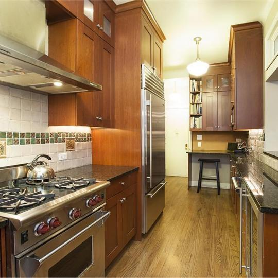 Condos for sale at 780 West End Avenue in Manhattan - Kitchen
