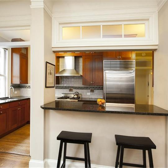 Open Kitchen at 780 West End Avenue in NYC